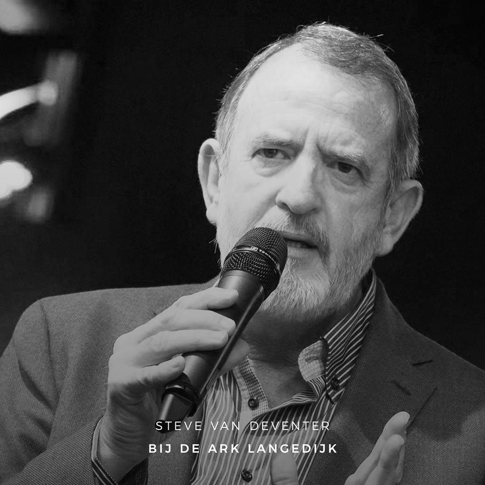 Samenkomst, spreker Steve van Deventer